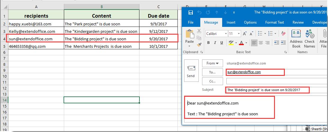 C Date KГјndigen Email