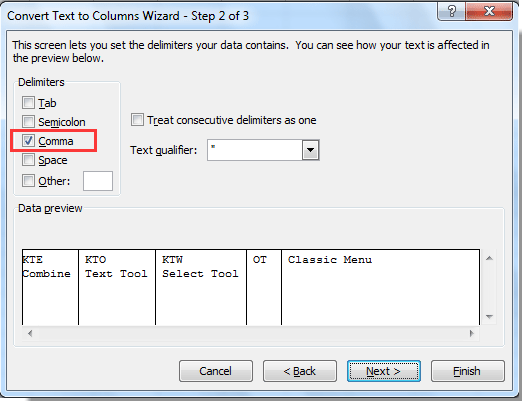 Converting A Single Comma Separated Row Into Multiple Rows