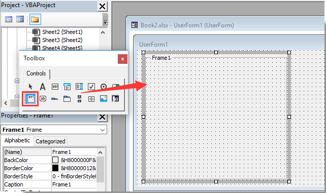 How to copy image from worksheet to userform in Excel?