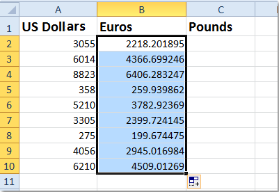 Doc Dollar Euro 3 4 You Can Also Convert The Us Dollars To Uk Pounds