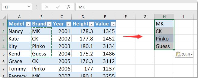 lista desplegable de doc sin 16 duplicado
