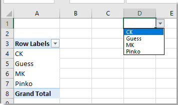 doc drop down list without duplicate 6