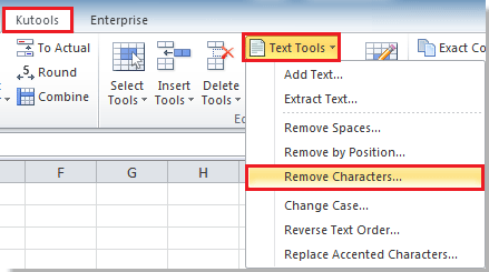 How to extract text only from alphanumeric string in Excel?