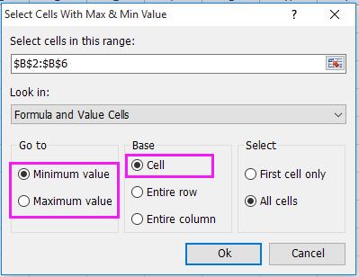 doc encontrar max único 19