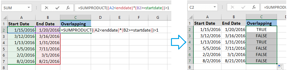 doc find overlapping datetime 4