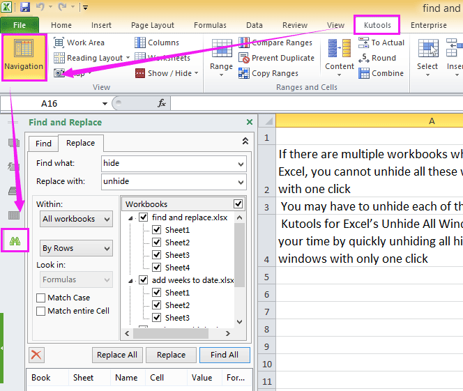 doc find replace multiple workbooks 1