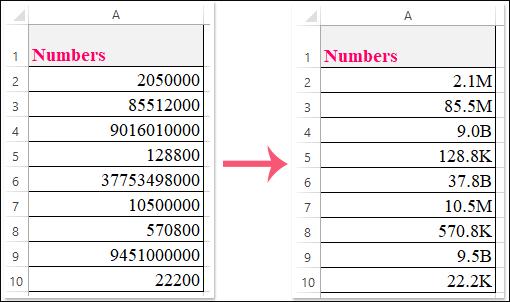 numéros de format doc en milliers 5