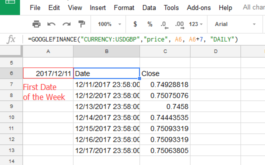 Currency Conversion In Google Sheet