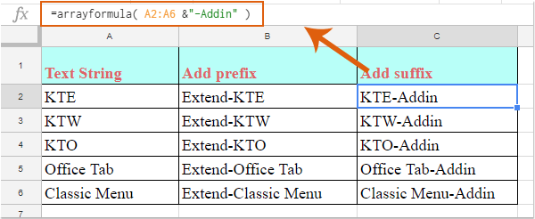 doc add prefix 3