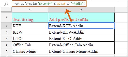 doc add prefix 4