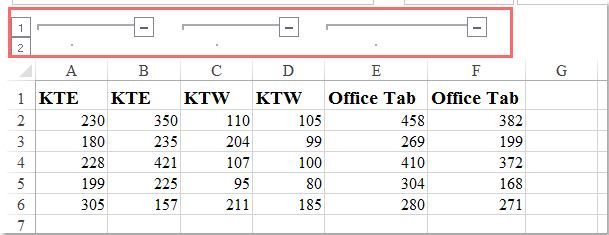 doc group adjacent columns 1