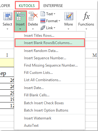 doc group adjacent columns 4