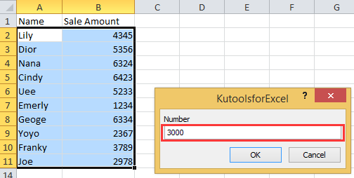 doc hide rows based on value 7