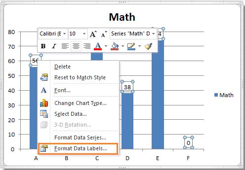 док-прятки нулевых данных меток 1
