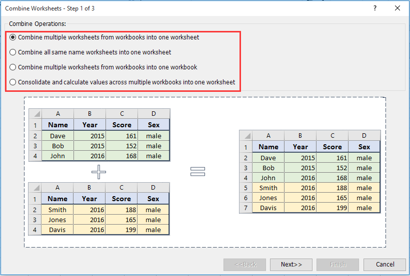 How to vlookup find the first, 2nd or nth match value in Excel?