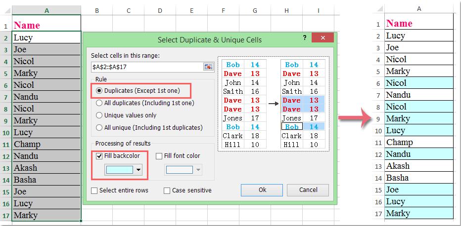 doc označuje dvojnik, vendar najprej 8-8