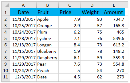 How to highlight rows if dates have passed in Excel?