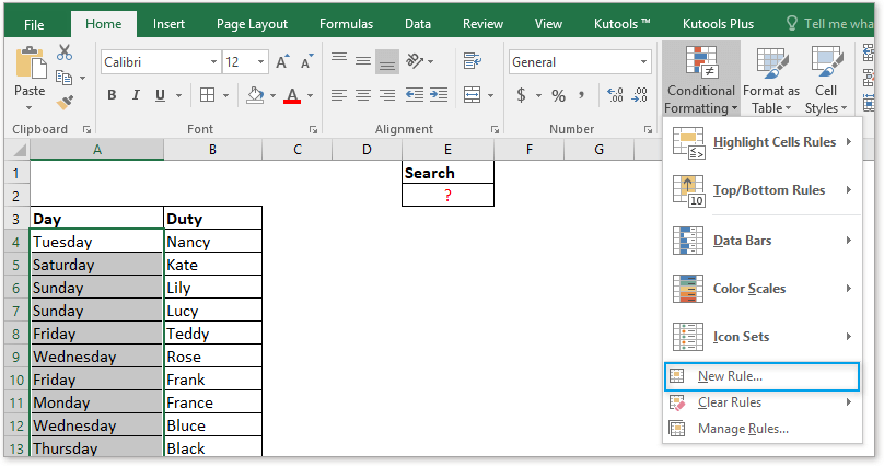 doc search highlight search result 6
