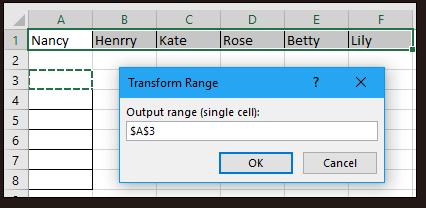 doc kutools transpose range 3