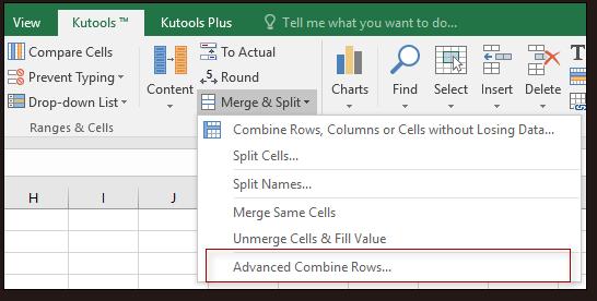 doc kutools select same duplicate cells 5