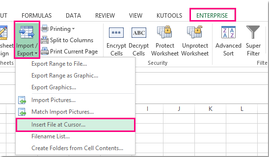 doc import csv file 10