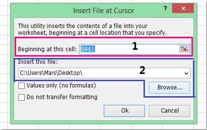 doc import csv file 11