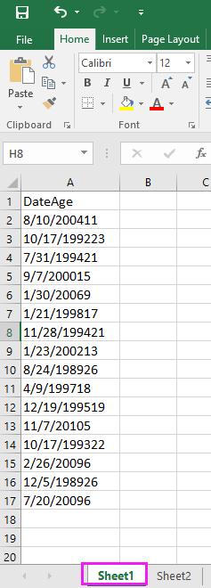 doc importa vários csv texto xml 2