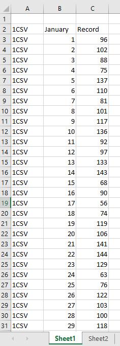 doc importa vários csv texto xml 6