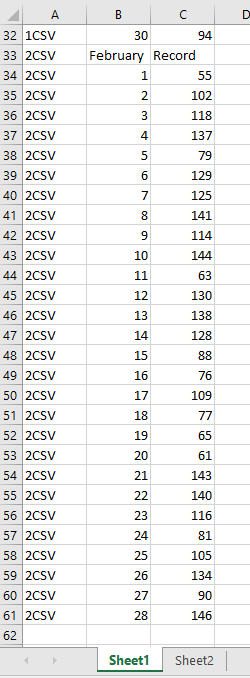 doc import multiple csv text xml 7