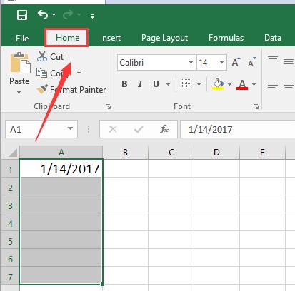 doc inkrement datum za mesec 3
