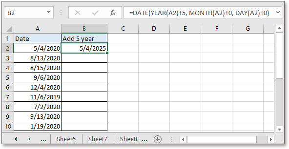 doc kutools date time helper 3