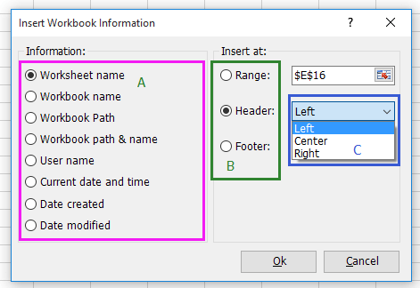 doc insert current date to cell header 8