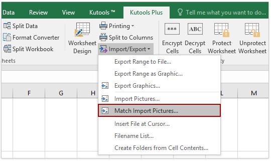 How to insert multiple pictures and resize them at once in Excel?
