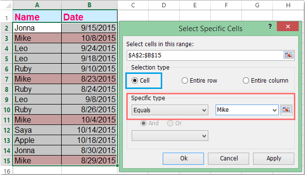 doc insert row above specific text 5