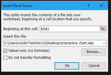 doc kutools insert file at cursor 2