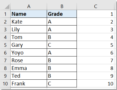 doc insert space each row 2