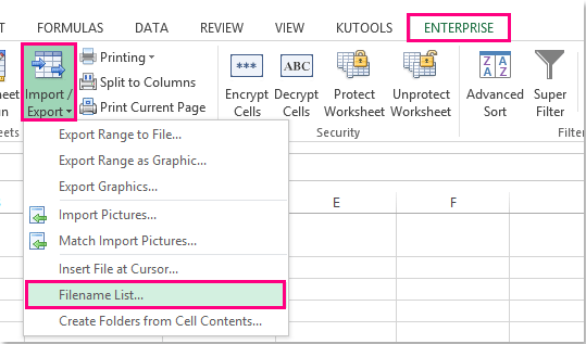 doc list create hyperlinks 3