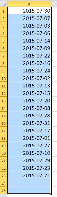 liste des docs en semaine 8