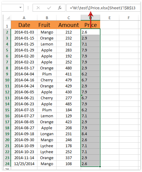 How to lookup/find values in another workbook?