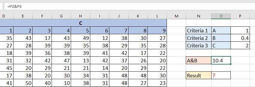 iskanje po dokumentu 3d v tabeli 4