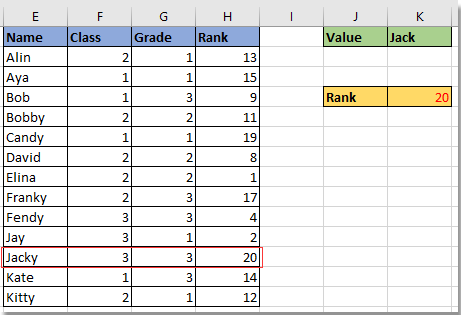 How to lookup partial string match in Excel?