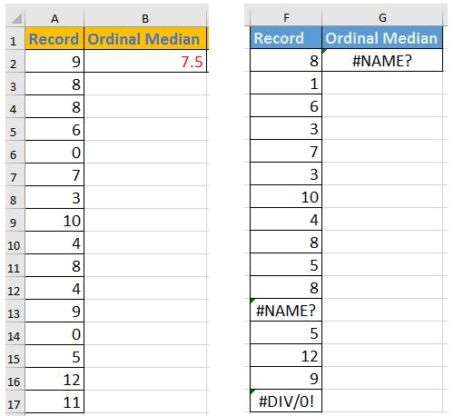 doc median ignore zero error 1