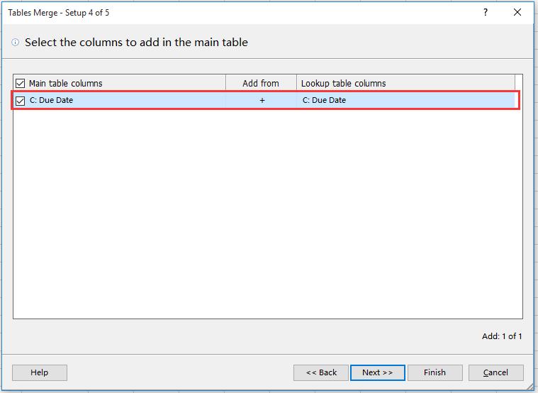 doc merge update table 8