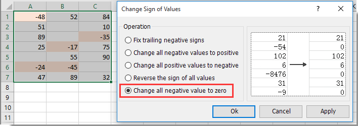 doc negative to zero1