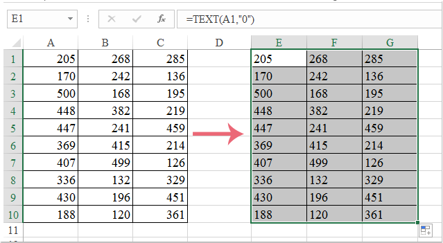 doc convert number to text 2