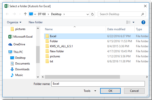 doc open files from a folder 2