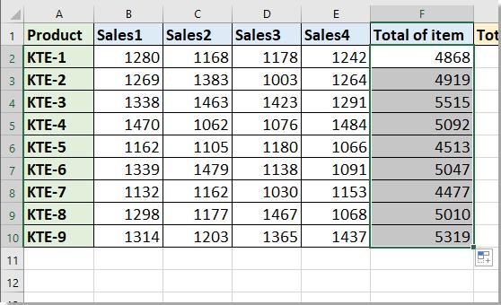 percentuale doc di totale 2