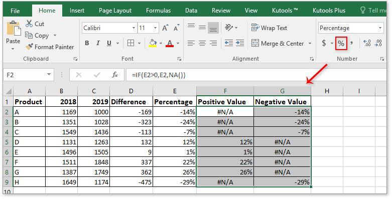 doc positiv negativ bjælke 8