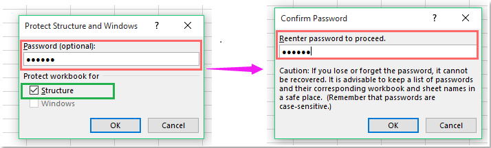 doc prevent changing sheet name 2