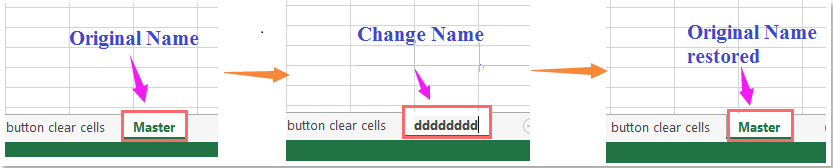 doc prevent changing sheet name 6